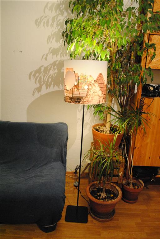 fotolampe berlin alle schirm lampen. Black Bedroom Furniture Sets. Home Design Ideas