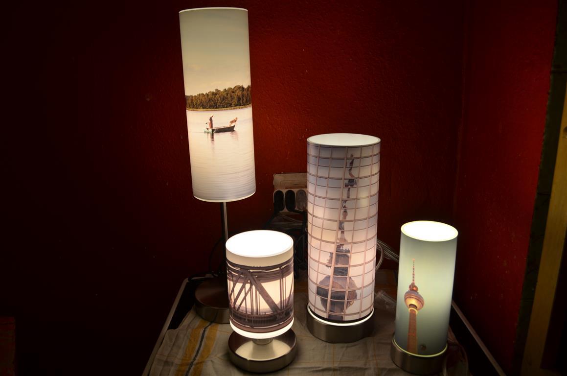 fotolampe berlin wunschlampe mit eigenem motiv. Black Bedroom Furniture Sets. Home Design Ideas